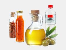 Соуси та олія