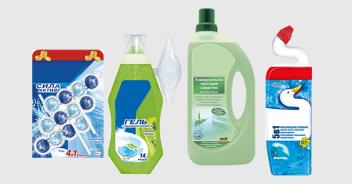 Засоби для чищення ванн