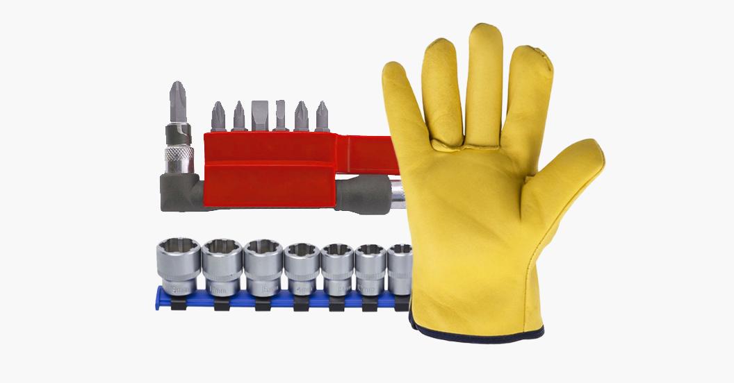 Расходный материал к инструменту и принадлежности