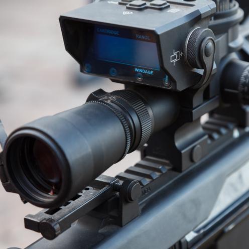 Збройна оптика